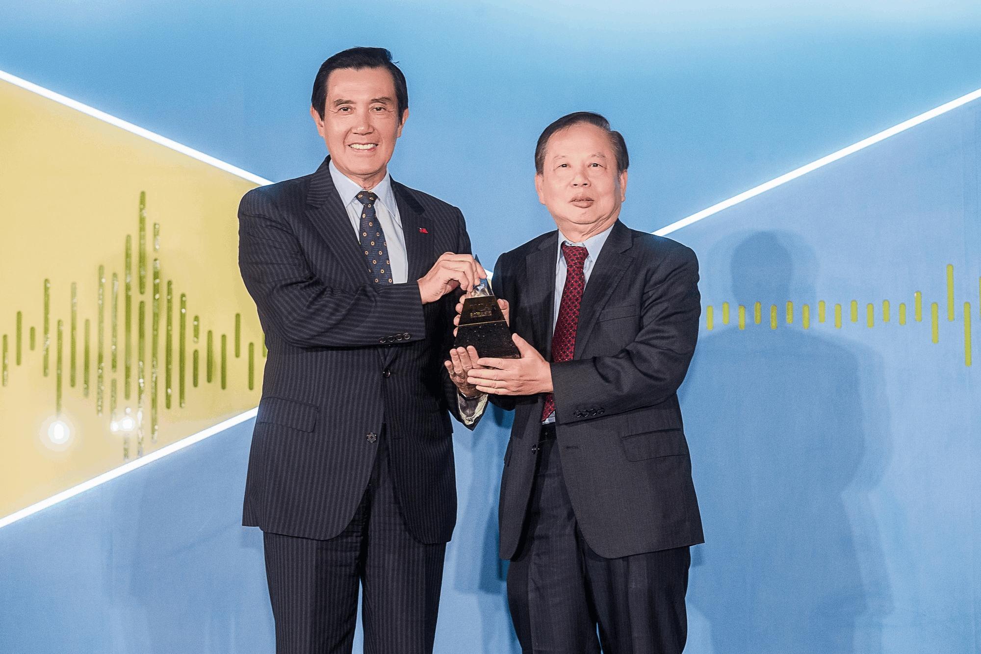 前總統 馬英九先生 與 許金川教授