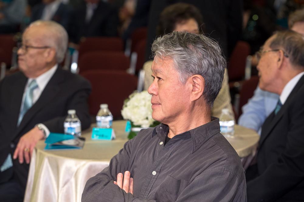蔡萬才台灣貢獻獎委員 蔣勳社長